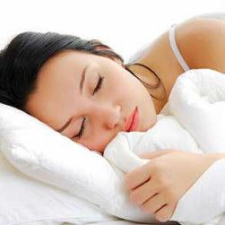 Dormir em colchões ortopédicos